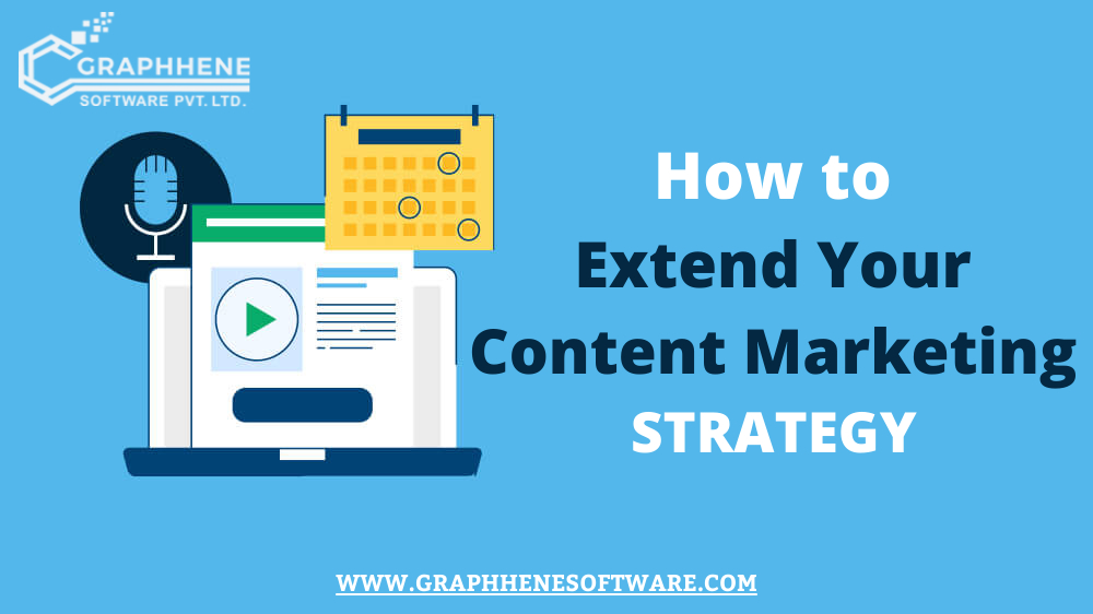 How to extend Your Content Marketing strategy Beyond Your Blog Section