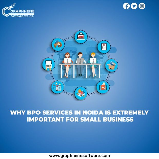 Why BPO services in Noida is Extremely Important for small business ?